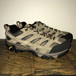 Merrell Moab 2 Vent Hiking Shoe Men's Wide Sizes